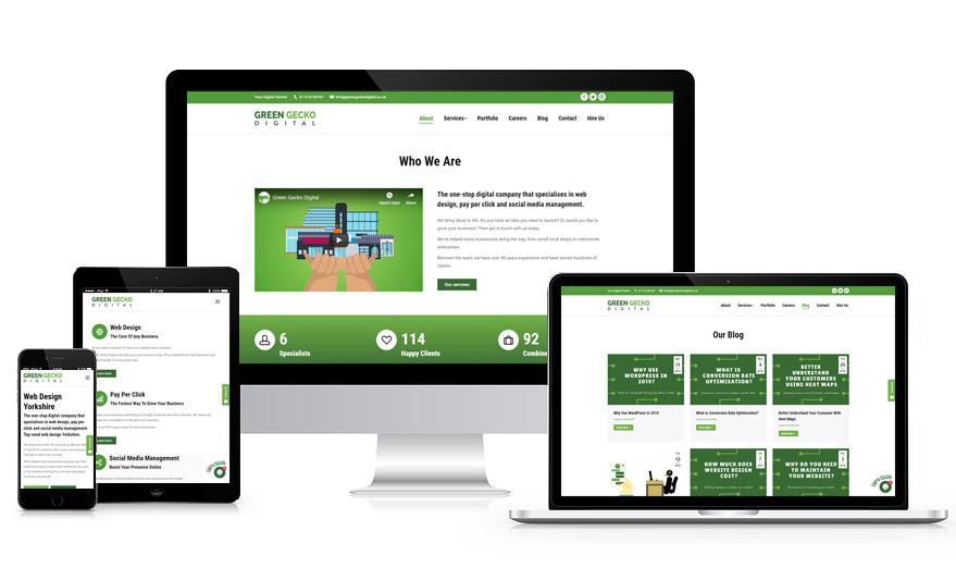 Web Design Leeds We Specialise In Outstanding Web Design